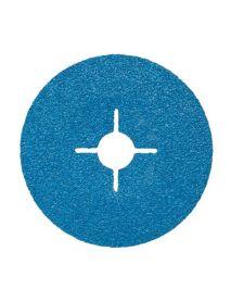 3M 581C Alumina Zirconia Fibre Disc - 125mm x 22mm (Pack of 50)
