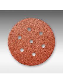 SIA 1919 siawood siafast Aluminium Oxide  Discs 150mm 7 Holes  - Pack of 100