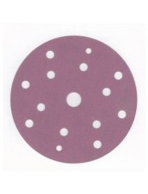 SIA 1950 siaspeed siafast Aluminium Oxide + Ceramic  Discs 150mm 15 Holes  - Pack of 100