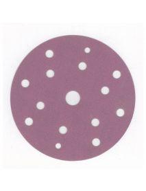 SIA 1950 siaspeed siafast Aluminium Oxide + Ceramic  Discs 150mm 15 Holes  - Pack of 100