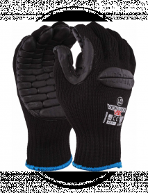 UCI VBX Anti Vibration gloves - BLACK