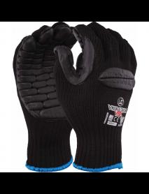 UCI VBX Anti Vibration gloves - BLACK -Size 9