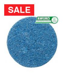 Awuko ZT62X Zirconia Cloth Floor Sanding Disc 150mm P120 - Pack of 50