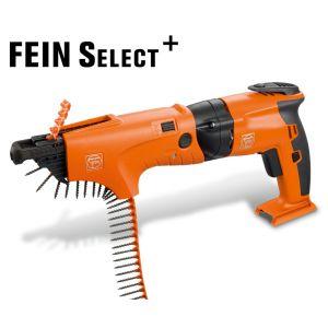 FEIN ASCT18M 18v Cordless Screwgun SELECT - Bare (71131664000)