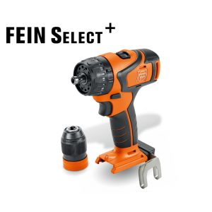 FEIN ABS18Q Drill Driver 18v SELECT Bare Only(71132264000)