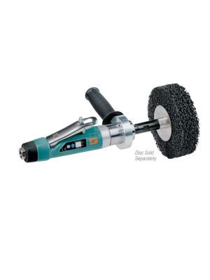 Dynabrade 13201 Dynastraight® Finishing Tool .7 hp, Straight-Line, 3,400 RPM, Rear Exhaust, 1/2