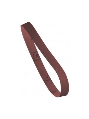 NORTON R265 ALUMINIUM OXIDE CLOTH BELT 6mm x 610mm - Pack of 100