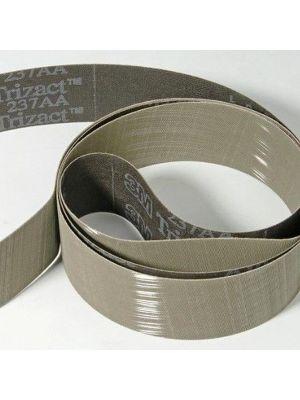 3M 237AA Trizact Cloth Belts 75 x 3450mm - Pack of 4