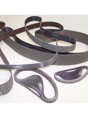 3M 237AA Trizact Polishing Cloth Belts 10 x 330mm - Pack of 50
