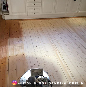 After 450 sqm, this floor sanding belt still cuts better than a new Zirconia!