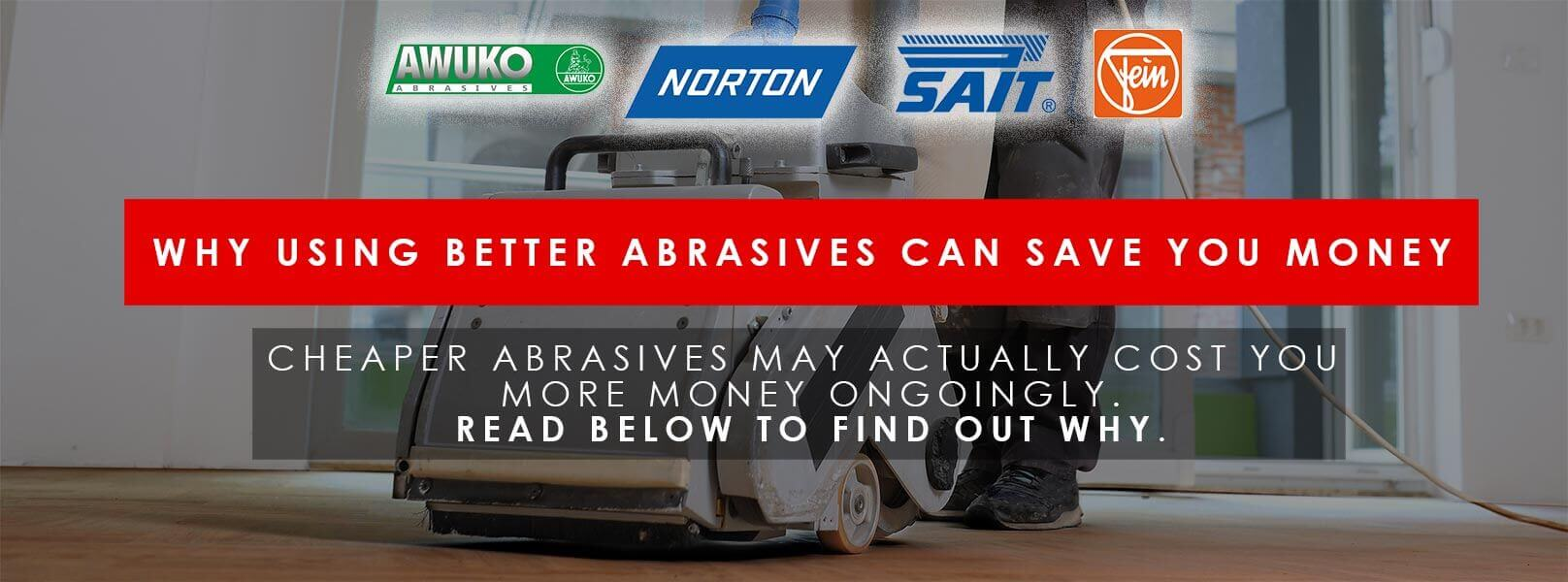 Floor Sanding - Why Using Better Abrasives Can Save You Money