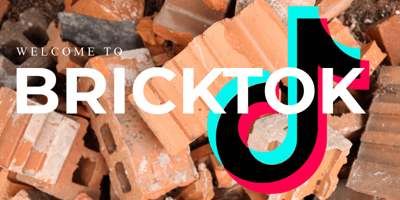 Welcome To Bricktok: Tradies Are The New Tiktok Trend!