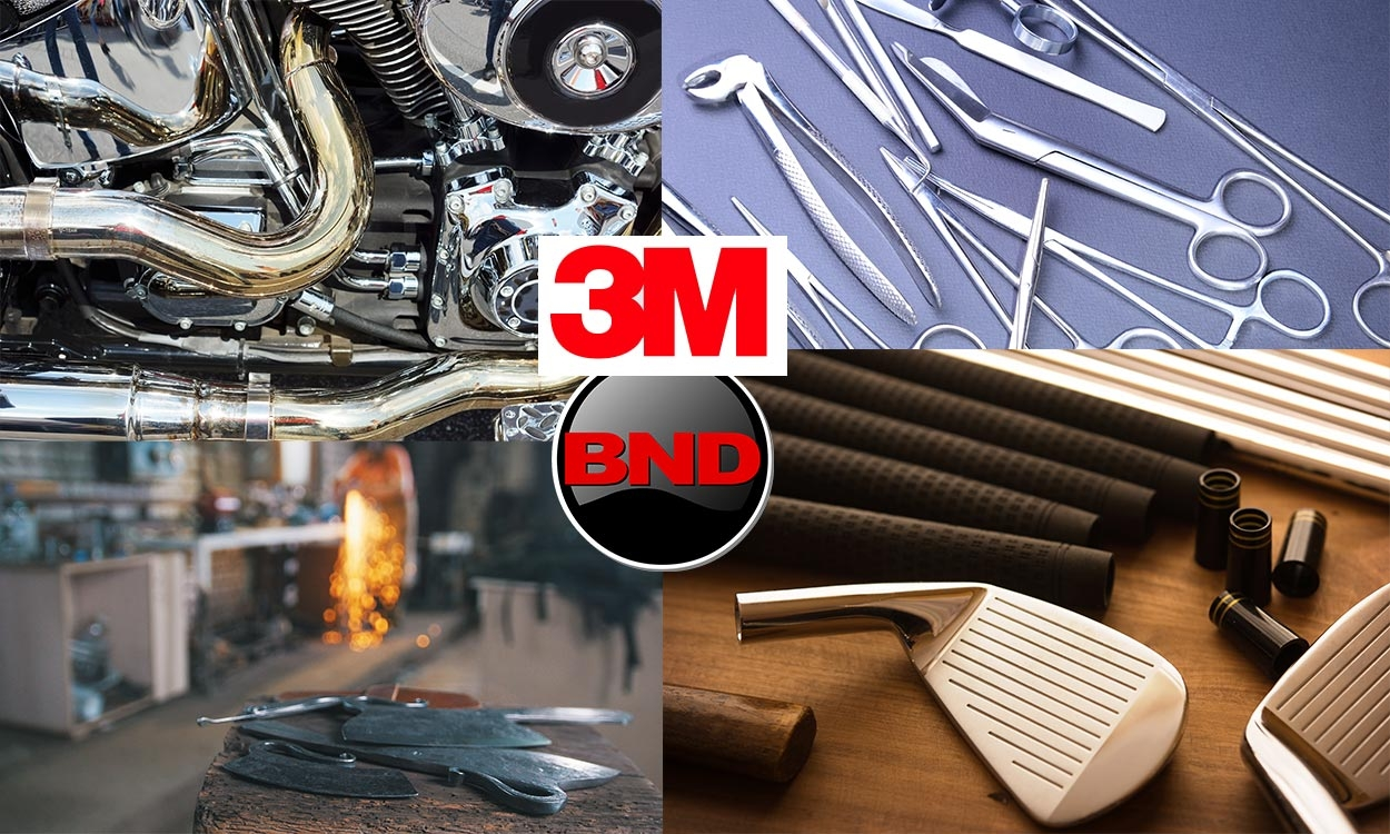 3M Trizat Main Applications