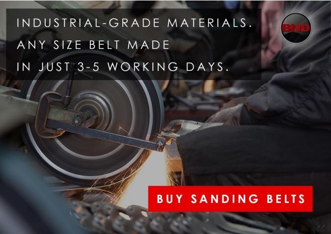 Belt Builder from BND Abrasives