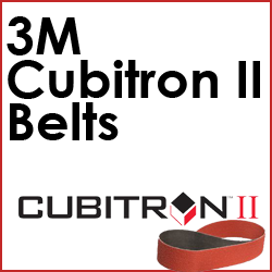 3M Cubitron II Belts Icon