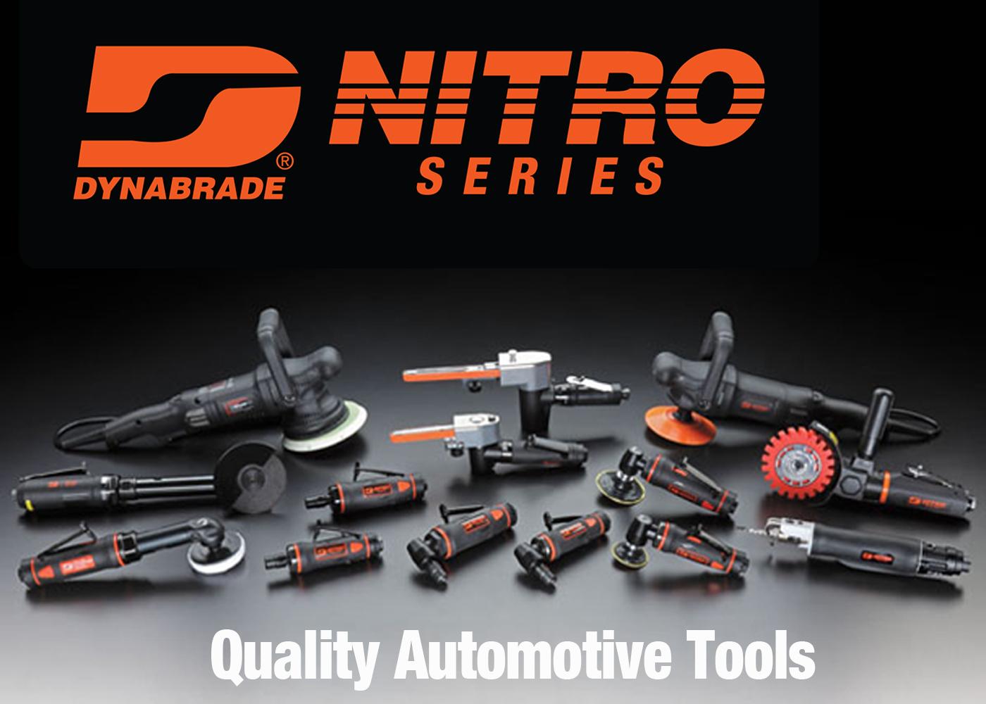 Dynabrade Nitro Series Slider