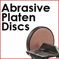 Abrasive Platen Disc