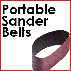Portable Sander Belts Icon