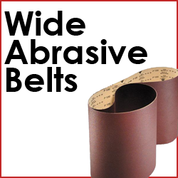 Wide Abrasive Belts Icon
